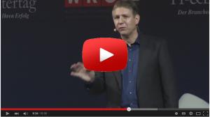 Vortragsvideo von Keynote Speaker Dr. Jens-Uwe Meyer über Innovation und Kreativität