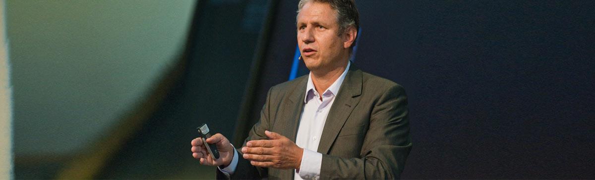 Innovationsexperte Dr. Jens-Uwe Meyer