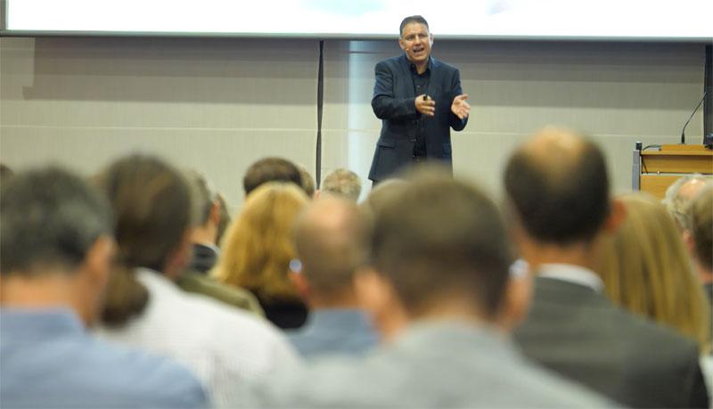 Keynote Speaker Jens-Uwe Meyer Sachsen