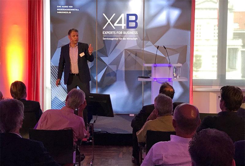 Vortrag Niedersachsenmetall Jens-Uwe Meyer