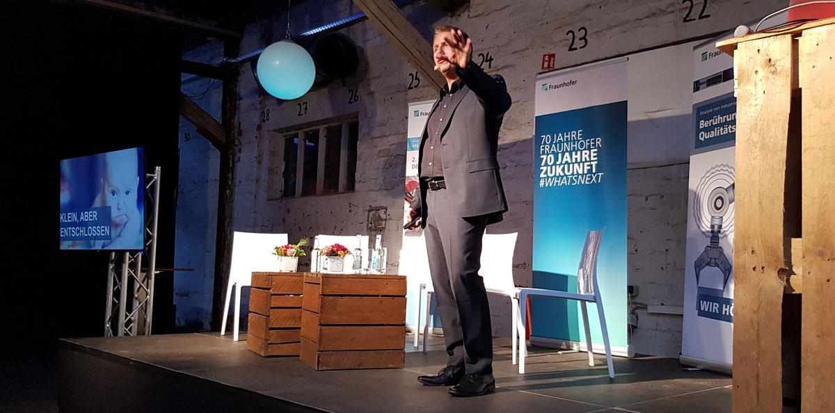 Keynote-Speaker-Technologie